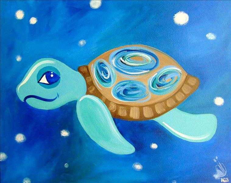 KIDS CAMP! Sammy the Sea Turtle *LIMITED SEATING*