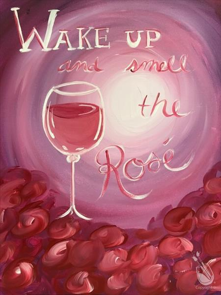Smell the Rose - National Rosé Day!