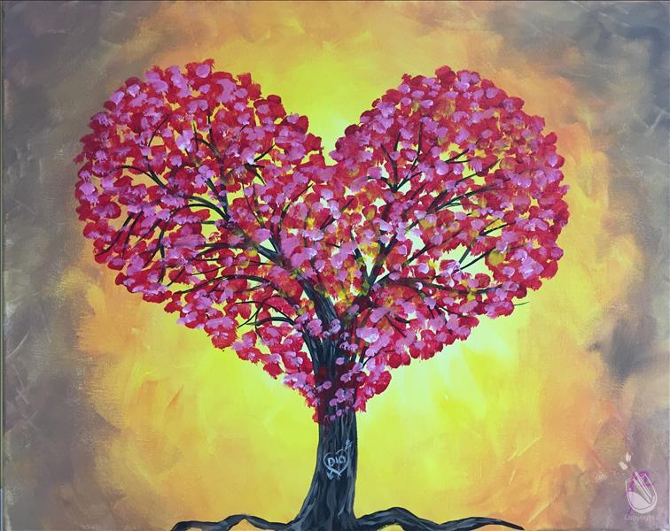 MANIC MONDAY $10 OFF! Valentine Tree