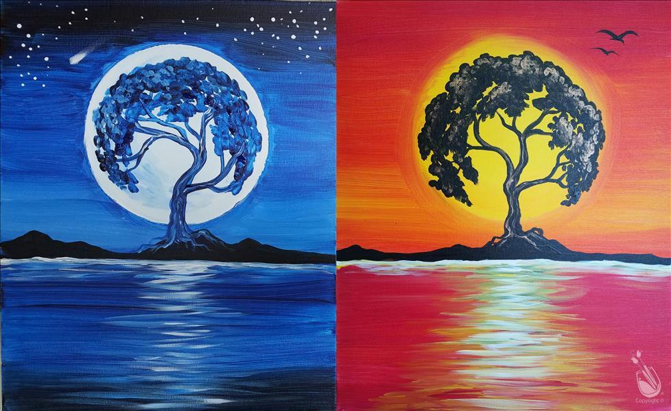 Summer Sun/Winter Moon. U pick!